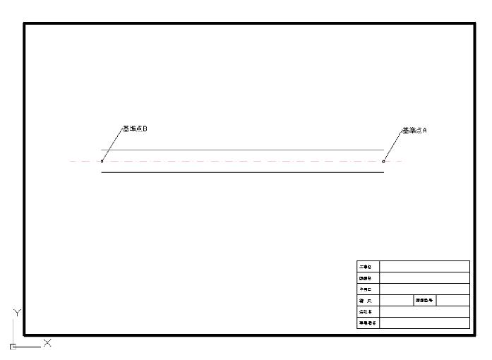 土木系 測量座標(図面方向角)